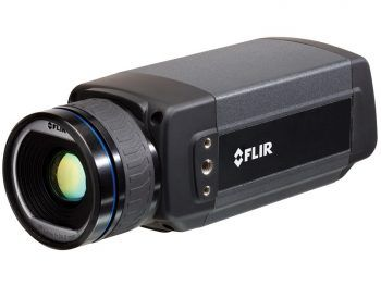 FLIR A615, Apliter Termografia