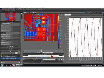 FLIR ResearchIR software analisis termico
