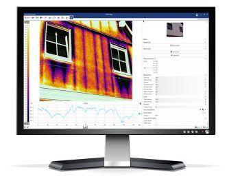 FLIR thermal studio software camara termografica