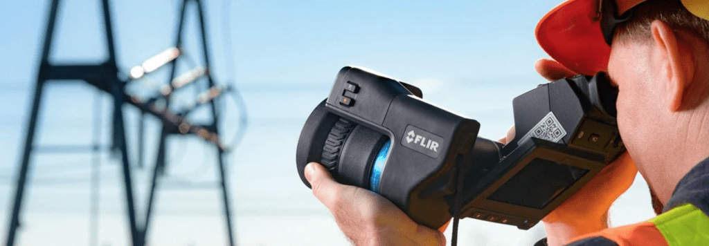 resolucion en las camaras termograficas, apliter termografia