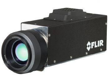 FLIR G300a, Apliter Termografia