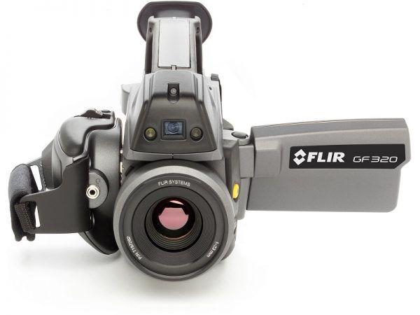 FLIR GF320, Apliter Termografia